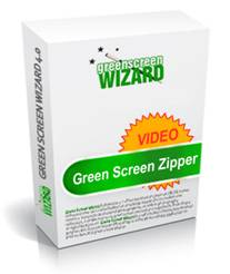 Green Screen Zipper for Video takes any video you shoot against a green screen and replaces the green in the movie with scenes from another video or a background image that's compatible with Windows. The new Green Screen Zipper is a self-contained chroma key video removal program. It uses the same proven powerful green screen removal engine found in all Green Screen Wizard software products. Users of any technical level experience a great deal of control during the background removal process. Controls are also supplied to match foreground and background brightness, contrast and white balance -- it's amazing and it's very affordable. Enjoy a FREE DEMO now!
