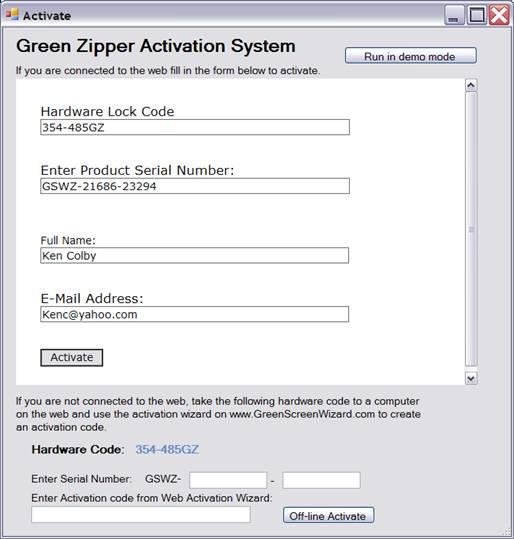 Green Screen Wizard Professional 9.7   Crack Serial Keygen ...